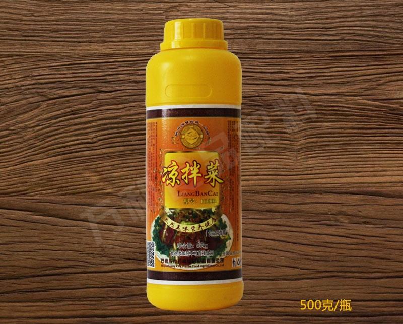 湖北省凉拌菜