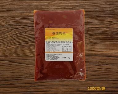 烤鱼酱料(番茄味)