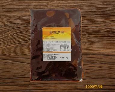 烤鱼酱料(香辣味)